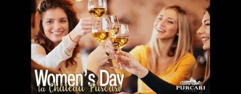 Women's Day at Chateau Purcari