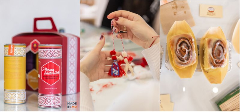 Martisor Workshop and Tasting of Local Products - an Event by Madein.md. PHOTO