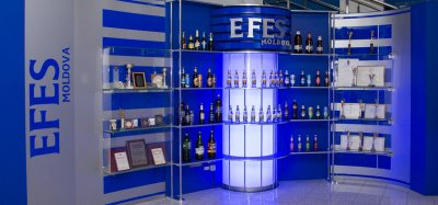Beer made by Efes Moldova - Water, Malt, Hops and Passion