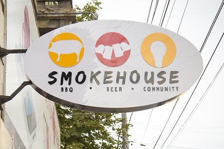 Из кулис меню. Smokehouse: BBQ, Beer, Community