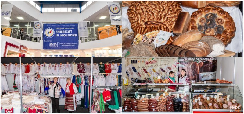 "Moldexpo Center in Chisinau Hosts a New Edition of Exhibition ""Made in Moldova"". PHOTO"