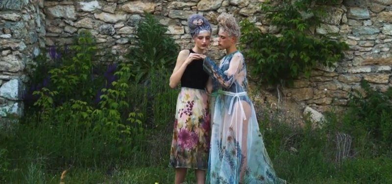 "Fairytales Painted on Silk. MOVE Brand Presents the New ""Timeless"" Collection"