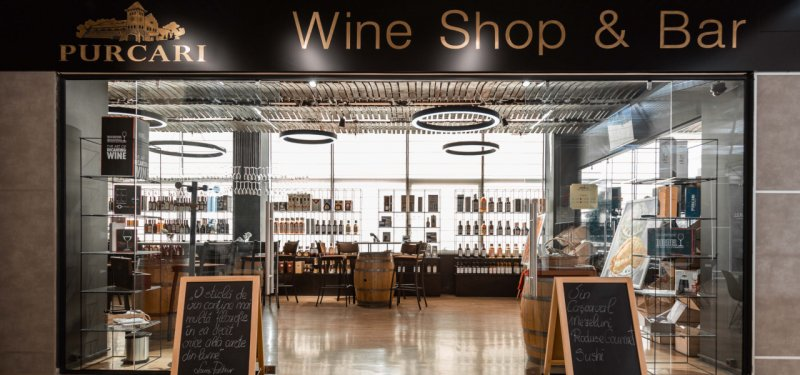 Винотеки Кишинева: Purcari Wine Shop & Bar